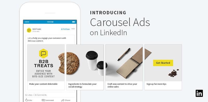carrousel Ads